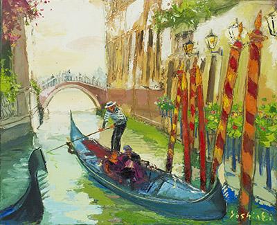 「夏のヴェネツィア」15F