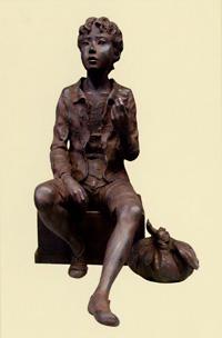 植田努 「小さい旅人」