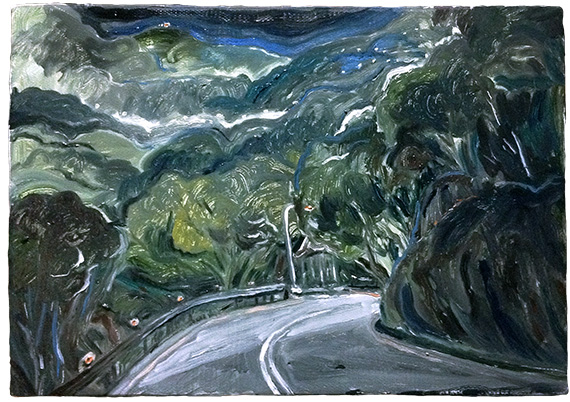 570_Liu Chih-Hung_Road Trip 2, 2017, oil on canvas, , 27 x 35 cm拷貝.jpg