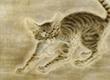 藤田嗣治 Foujita, 三隻貓 three cats,1932,110.jpg