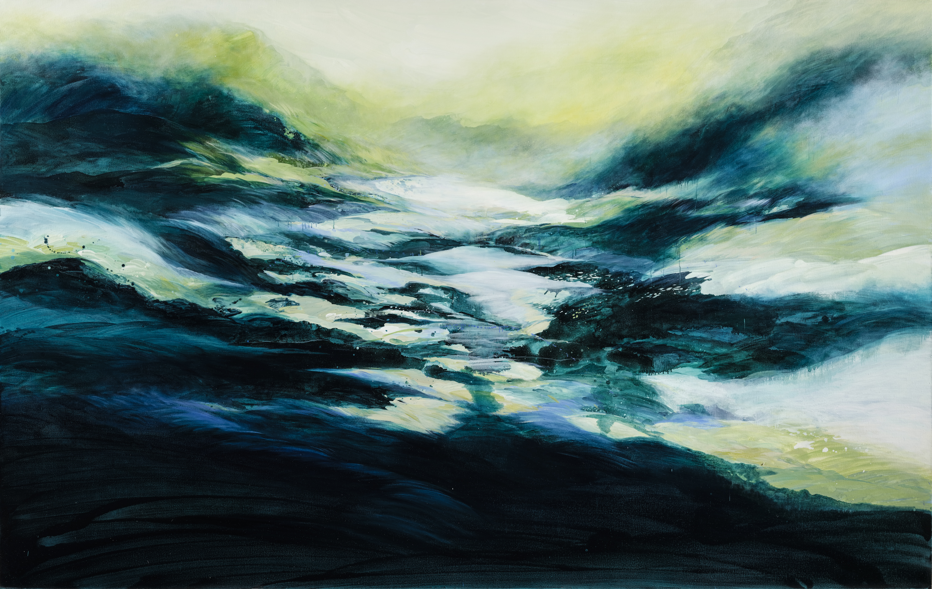 Whisper of the Mountains_2020_190x300cm_Oil on canvas.jpg